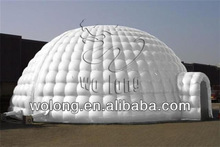Inflatable tent for party events ( size and color customized)