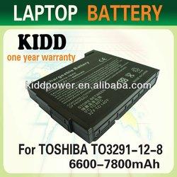 High capacity Rechargable Laptop Battery for TOSHIBA Satellite P25-S507, Satellite P25-S508