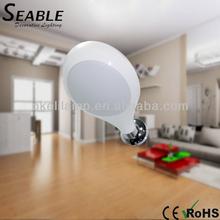 Energy saving E27 single wall lights suit for energy saving bulb