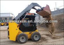 HIgh quality XCMG brand skid steer loader XT740