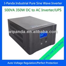 High quality 12v 24v to 100v 110v 220v 230v 240v 50hz 60hz Off-Grid Tie Solar Inverter 500VA