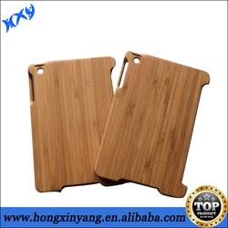 2013 newest handmade genuine bamboo case for ipad mini