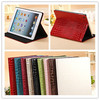crocodile leather case with stand for ipad air