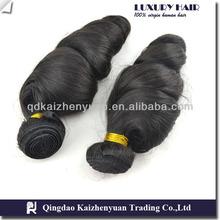 Kaizhenyuan Wholesale hot selling high quality peruvian hair loose wave weaving