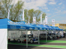With Sublimation Printing Removed Panel Folding Tent