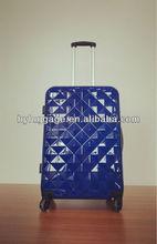 travel luggage TSA lock zipper closure