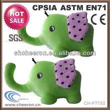 New promotional items cheap elephant plush toys