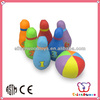 Phthalate Free Material Sports Bowling Ball Toys
