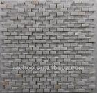 Rachoo wall glass marble with shell mosaic