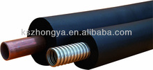 Elastomeric rubber closed cell for insulation of heating and sanitary pipe