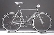 700C CE Chrome color fixie bikes/bike