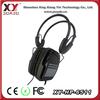 2014 powerful bass cheap overhead headphone high quality