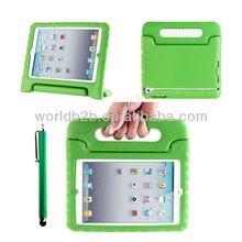 Colors Kids Safe Thick Foam Shock Proof EVA Case Handle Cover for iPad Mini / iPad mini with Retina display,