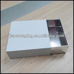 Aluminium packaging box/Aluminium gift box packaging/Aluminium case box