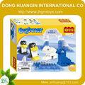 Caliente venta COGO bloques de construcción de juguetes, Plástico bloques de construcción de juguete, Intelecto bloque de construcción