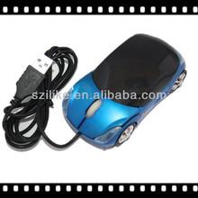 usb 3d car shape optical mouse