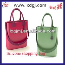 plain silicone tote bag