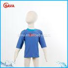 Good Quality Children Lycra Rash Guard shirt