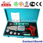 plastic pipe hot melt ppr welding machine