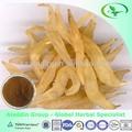 natural de qualidade superior espargos extrato da raiz de pó