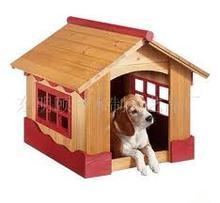 OEM outdoor wooden pet cage