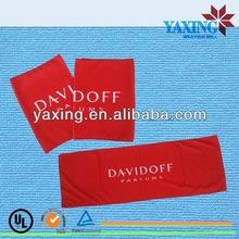 Microfiber towel branded premium gifts item