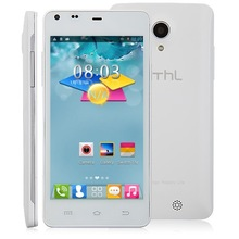 ThL T5 Smartphone Android 4.2 MTK6572W Dual Core 1.2GHz 3G GPS 4.7 Inch IPS Screen- White