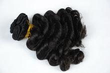 Cuticle intact deep wave natural color virgin lima peru peruvian hair