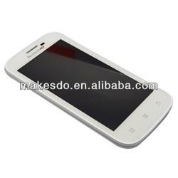 """Lenovo A760 with 4.5"""" MSM8225Q Quad Core Android 4.1 854x480p 4GB ROM 1GB RAM 5.0MP Camera Original Smart Phone Lenovo A760"""