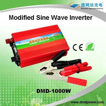 Best quality high frequency 50hz/60hz off grid inverter solar power dc ac 12 volt 220 volt 1000 watt solar panel inverter price