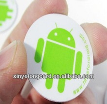 Ultralight NFC tag 13.56mhz RFID sticker