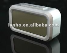 2014 NEW Snooze/Light Large LCD Digital Backlight Alarm Clock New Fashionable Gift