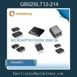 GB02SLT12-214 SIC SCHOTTKY DIODE 1200V 2A