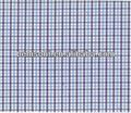 Hilado teñido de tela de verificación 100% c para prendas de vestir