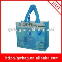 Lamination Pp Non Woven Promotion Bag Non Woven Shopping Bag Fabric