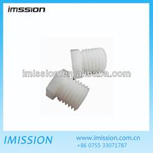 Plastic screws car body plastic parts
