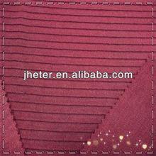 Jacquard cloth and super soft velvet bonded
