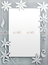 Top quality branded abstract mirror wall decor on sale