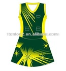 sublimation netball dresses,netball dress design, custom made sublimation printing netball wear