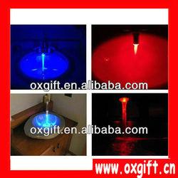 OXGIFT Temperature Sensor RGB Glow LED Light (3 colours) for tap / faucet