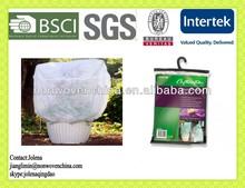 pp non woven garden frost protection cover fleece/ jacket warming bag