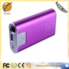 Battery bank charger 8400mah manual for power bank external battery charger from Guangdong