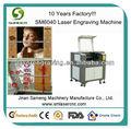 sm6040 yüksek hızlı lazer oyma ve kesim makinesi
