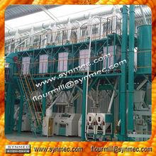 small scale wheat flour processing plant, grain flour milling machine, wheat flour mill