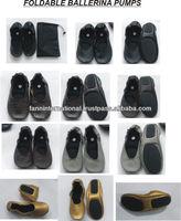 Foldable Ballerina Shoes