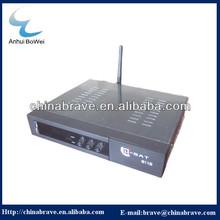 HD Digital Satellite TV Receiver Q-Sat 11G Decoder for Africa Market