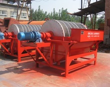 new design mineral Magnetic roller Separator widely used magnetic iron separator machine