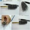 Condenser Tube Brush tube cleaning brushes