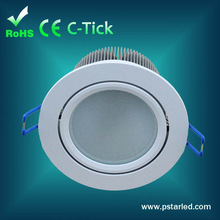 20w cob led downlight recessed following the trend of times