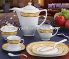 royal porcelain tea set 24pcs